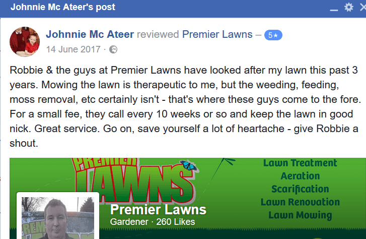 premier lawns review