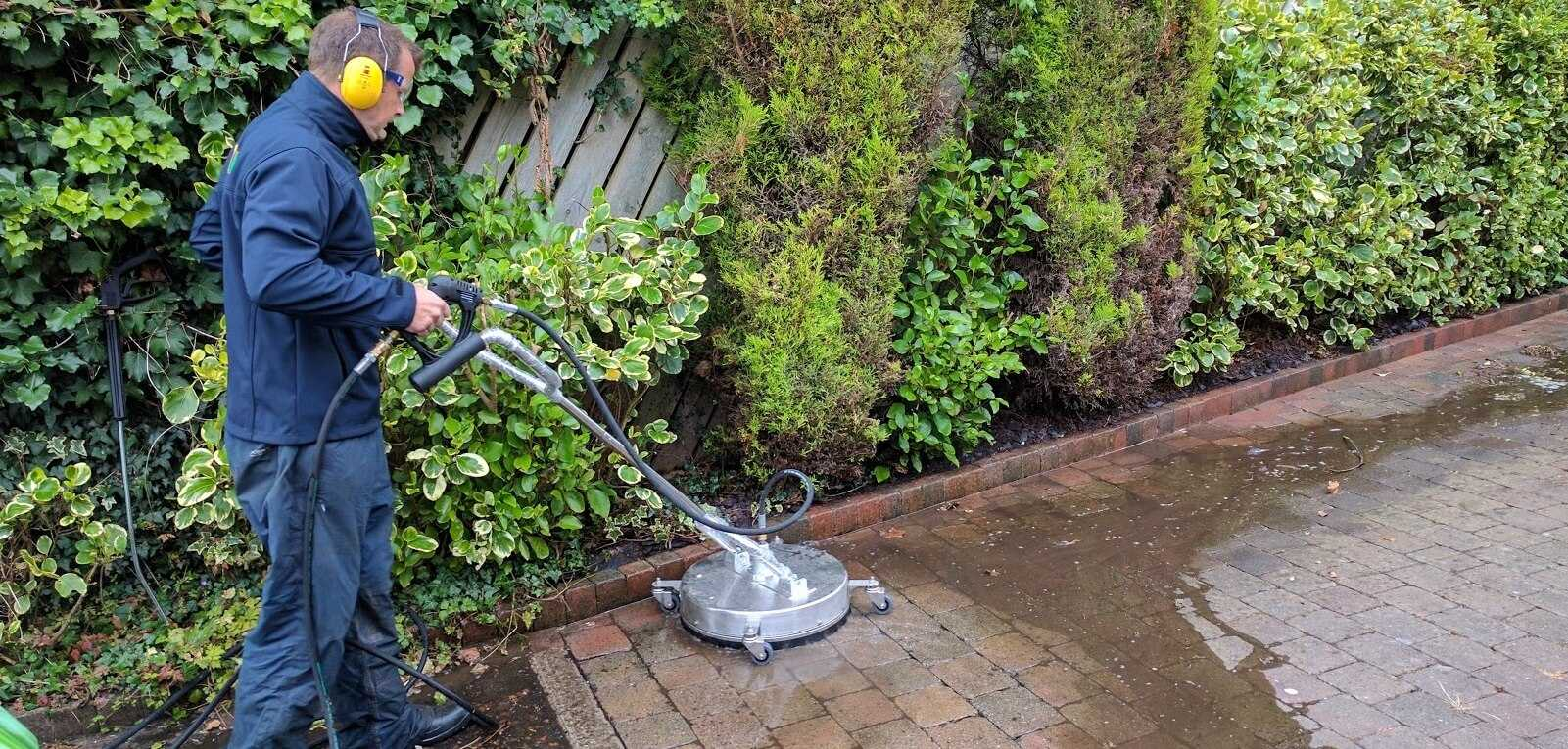 driveway cleaning newtownabbey